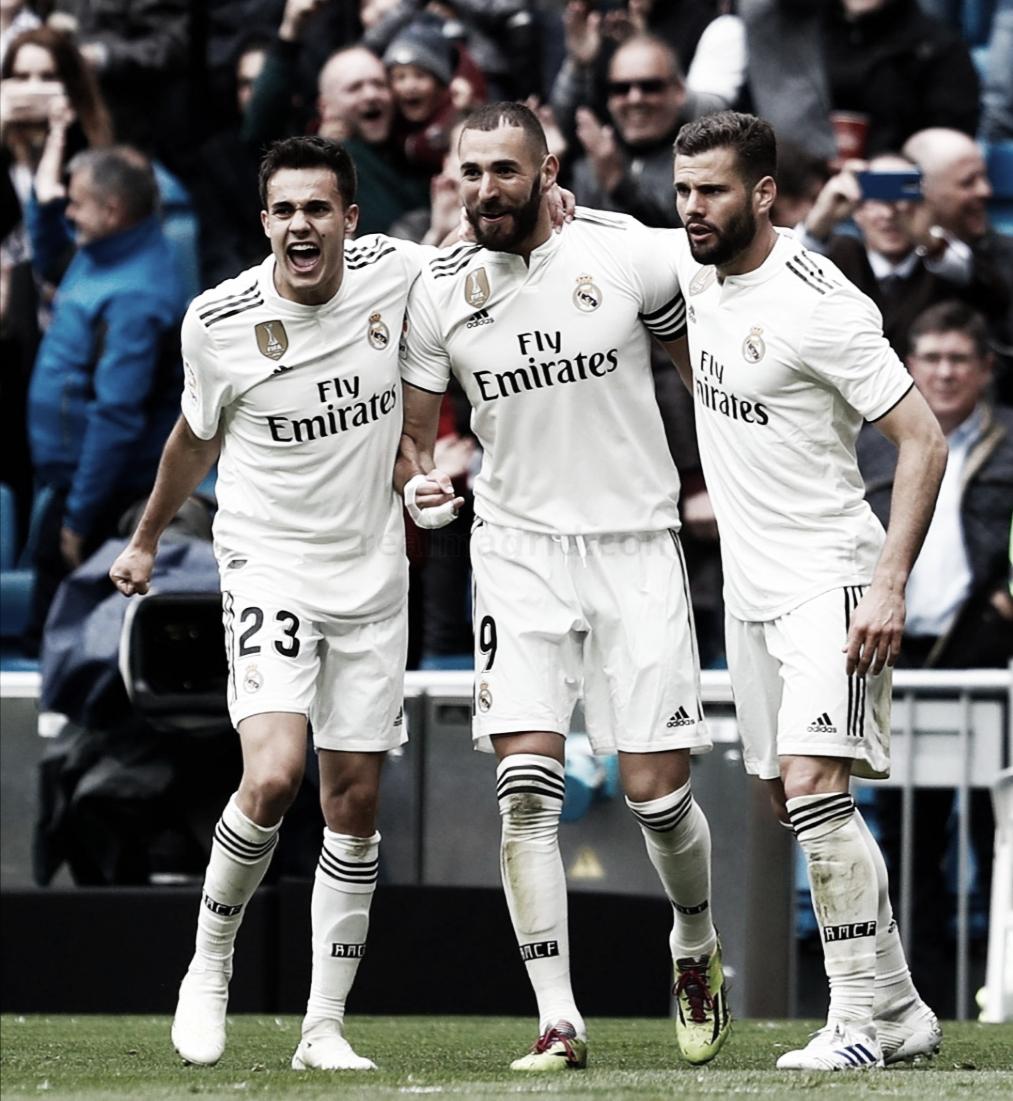 """Reguilón: """"Zidane nos ha dicho cuatro cosas al descanso y así hemos salido"""""""