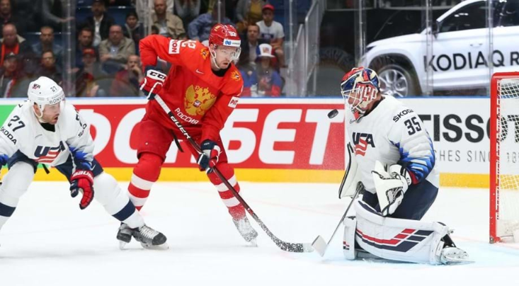 IIHF Worlds: Quarterfinals Round-Up
