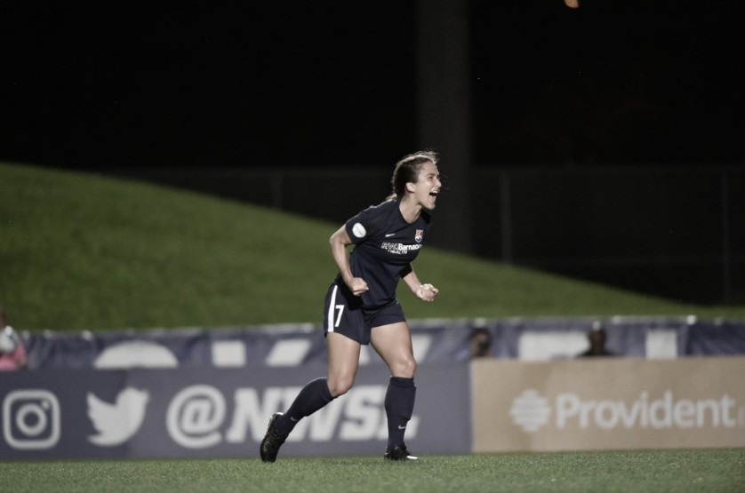 Sky Blue FC stuns Utah Royals FC with stoppage-time winner