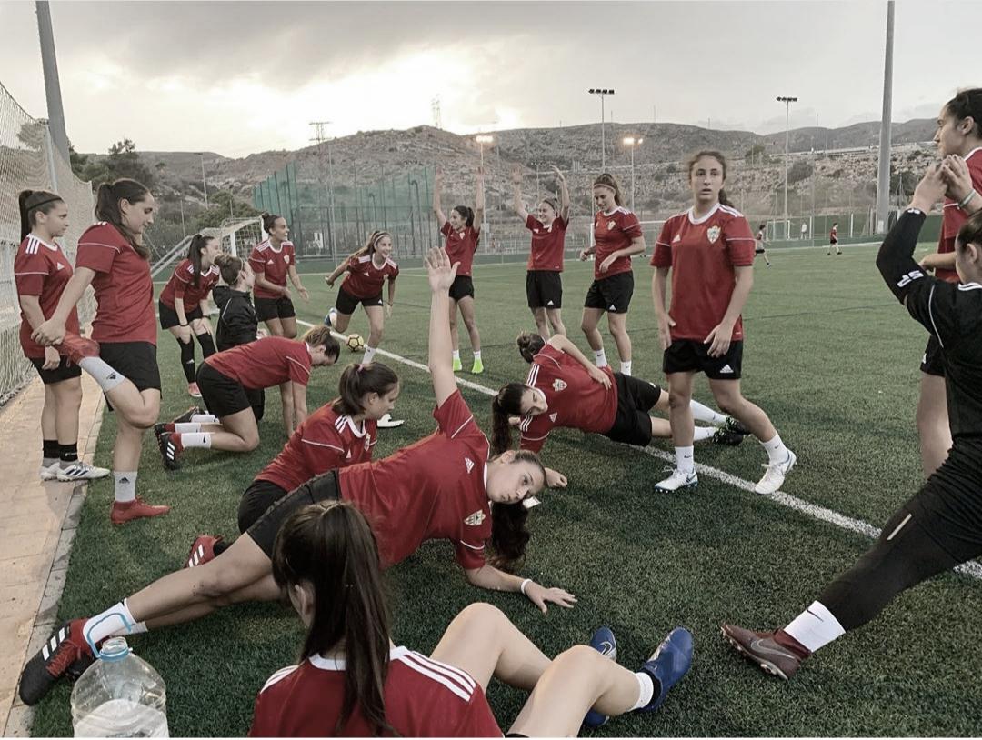 Previa CD San Miguel - UD Almería: debut del equipo femenino en Primera Nacional