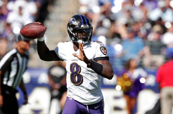 Arizona Cardinals 17-23 Baltimore Ravens: Lamar Jackson Leads Ravens To Victory In Home Opener