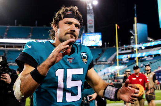 We've Been Battling Our Tails Off, Says Jacksonville Jaguars Quarterback Gardner Minshew