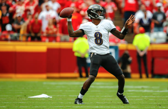 Cleveland Browns vs Baltimore Ravens: AFC North Rivals Meet With Ravens Taking On Browns At M&T Bank Stadium