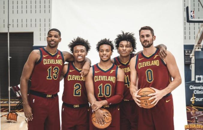 Cleveland Cavaliers: la 20/21 en el horizonte