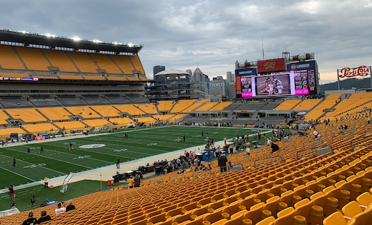 Baltimore Ravens at Pittsburgh Steelers: AFC North Rivals Lock Horns at Heinz Field