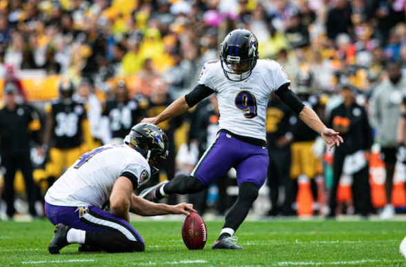 Baltimore Ravens 26-23 Pittsburgh Steelers: Justin Tucker Kicks Game-Winning Field Goal In Overtime