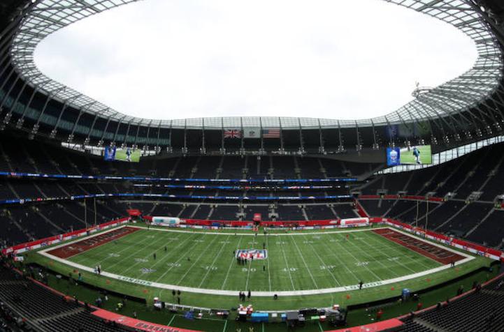 Carolina Panthers vs Tampa Bay Buccaneers: NFC South Showdown at Tottenham Hotspur Stadium