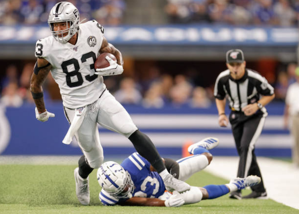 Oakland Raiders Tight-End Darren Waller Rewarded With Multi-Year Contract Extension