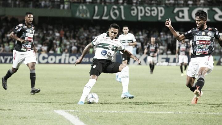 No clássico paranaense da Série B, Coritiba e Operário ficam no empate