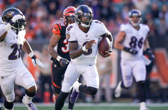Baltimore Ravens 49-13 Cincinnati Bengals: Lamar Jackson Shines Again as Ravens Destroy AFC North Rivals