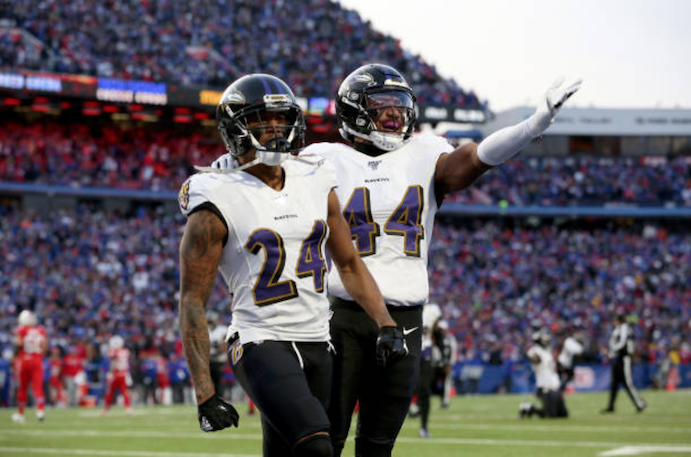 Baltimore Ravens 24-17 Buffalo Bills: Ravens clinch Playoff spot after hard-fought victory in Buffalo