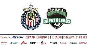 Previa Chivas - Cafetaleros: una victoria para encaminar el grupo