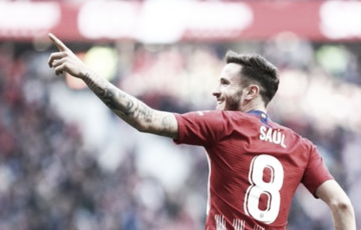 Em partida definida no primeiro tempo, Atlético de Madrid vence Getafe pelo Campeonato Espanhol