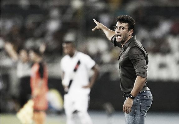 """Valentim aprova início de temporada do Vasco  """"Estou muito satisfeito"""" f7a49008bf576"""