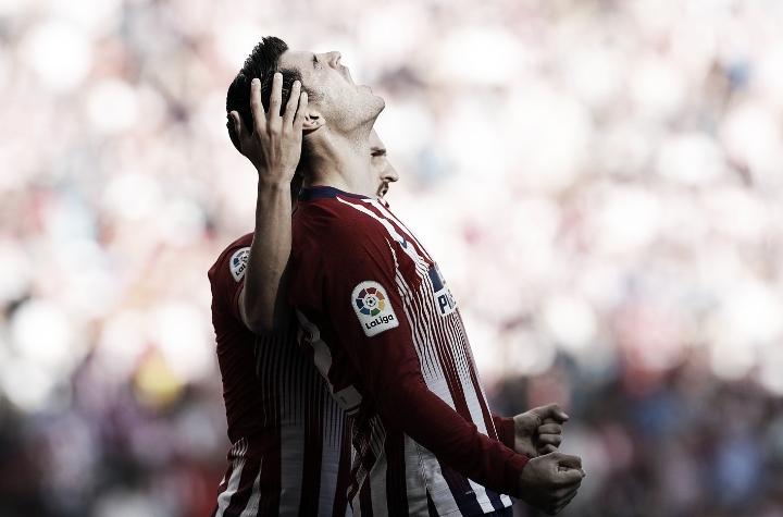 Com primeiro gol de Morata, Atlético de Madrid vence Villareal pela La Liga