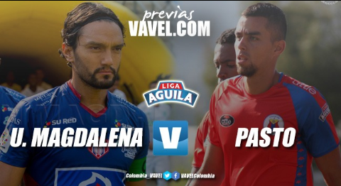 Previa Unión Magdalena vs Deportivo Pasto: partido por la permanencia