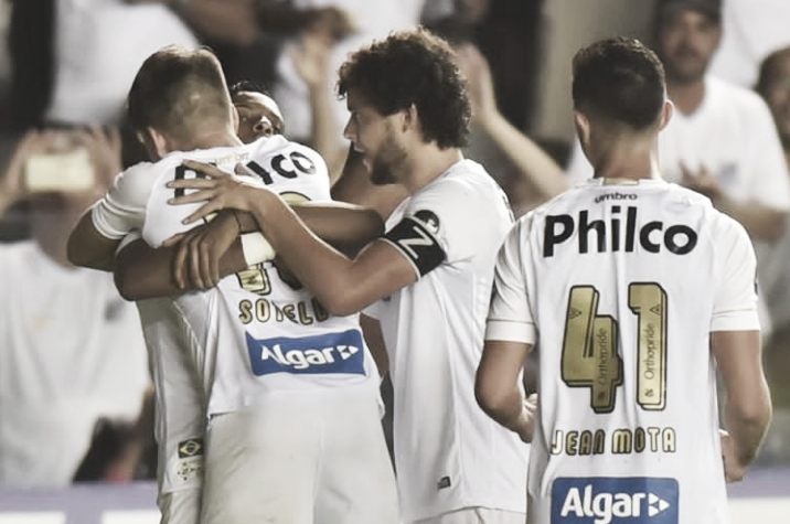 Santos é superior, derrota Vasco e larga na frente por vaga nas oitavas da Copa do Brasil