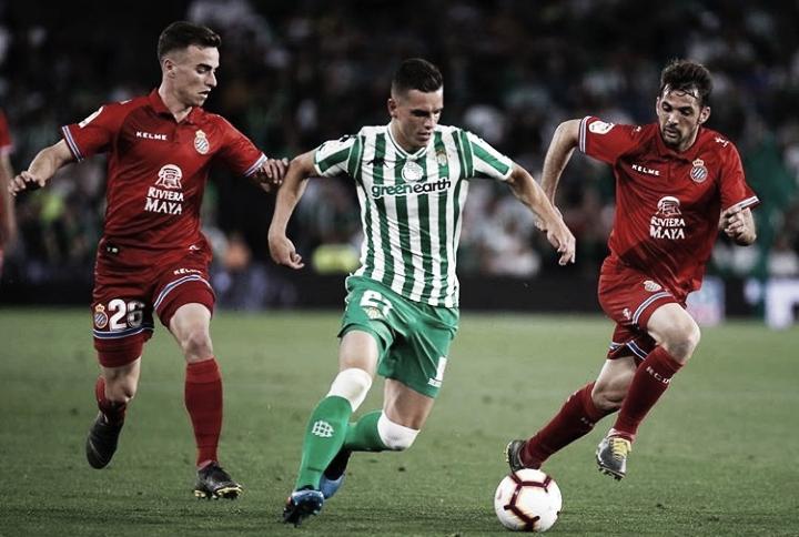 Feddal marca nos acréscimos e Betis só empata com Espanyol pela La Liga