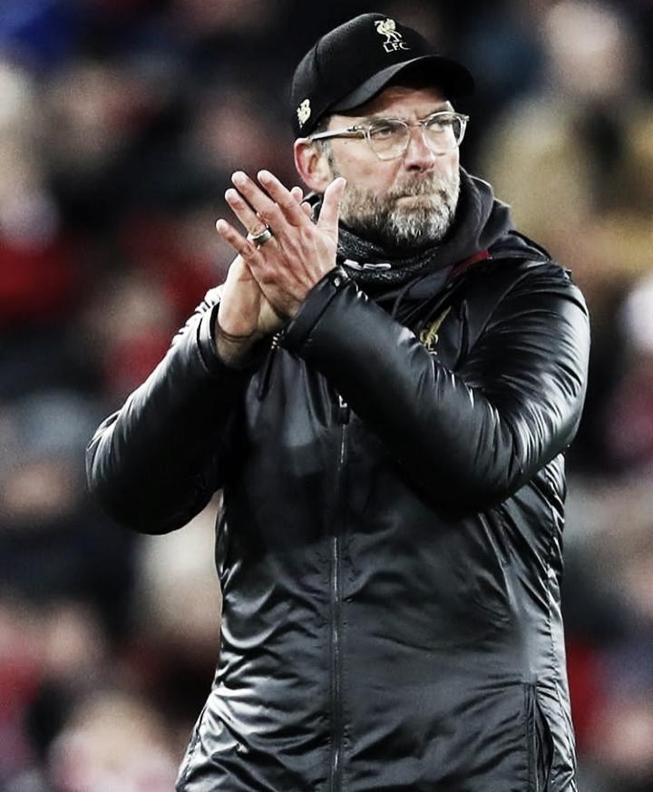 """Após derrota do Liverpool , Klopp exalta atuação de Messi: """"Imparável"""""""