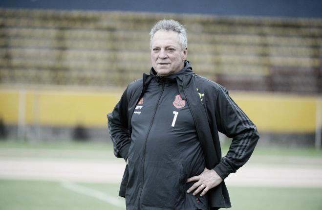 """Abel demonstra satisfação e garante manutenção de estilo do Flamengo: """"Não vamos mudar"""""""