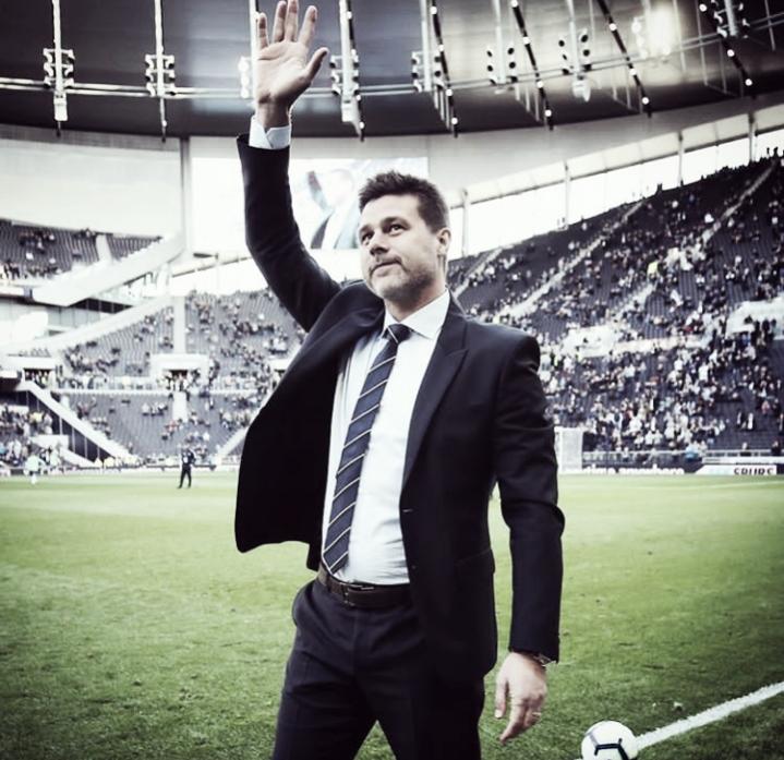 """Após classificação histórica Pochettino exalta jogadores do Tottenham: """"Meus heróis"""""""