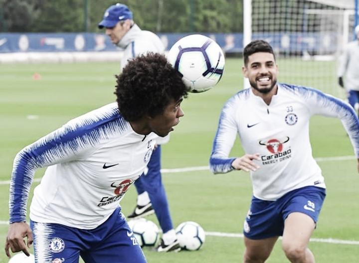 Em vantagem, Chelsea recebe Eintracht Frankfurt por vaga na final da Europa League