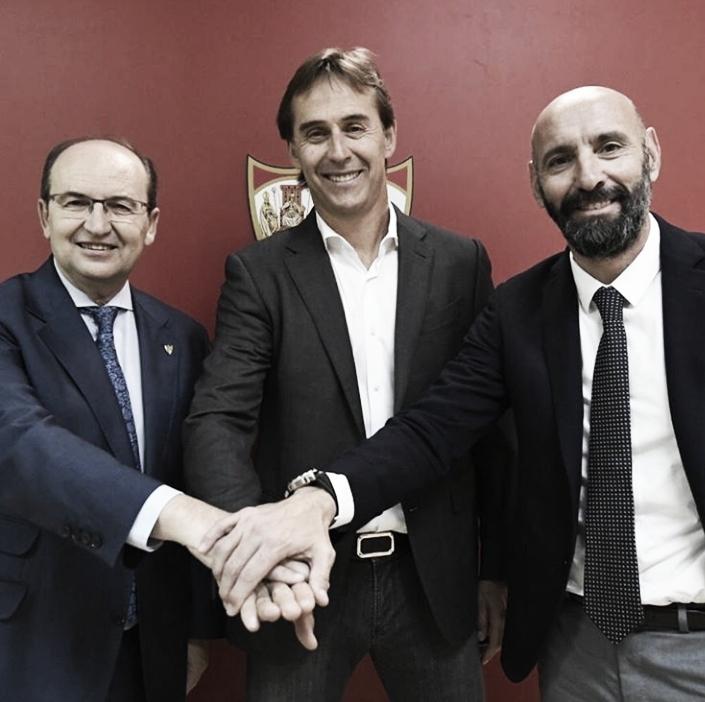 Ex-técnico da seleção espanhola, Lopetegui assina com Sevilla por três temporadas