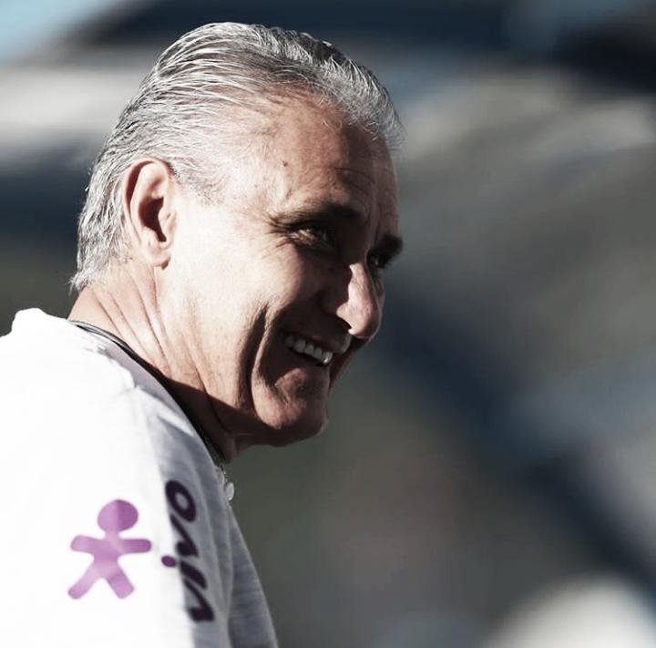Presidente da CBF garante permanência de Tite independente de resultado na Copa América