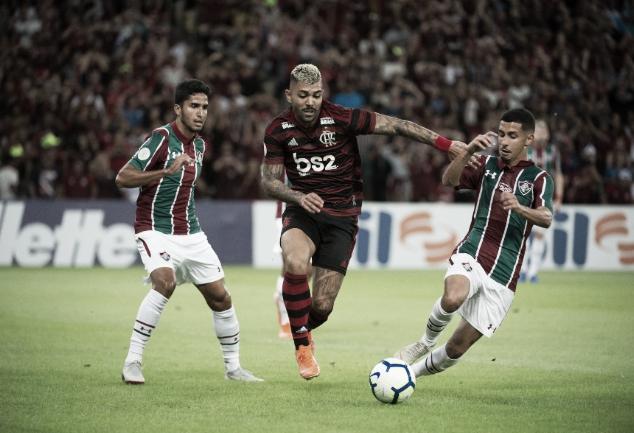Em jogo de muita intensidade, Fluminense e Flamengo empatam sem gols no Maracanã