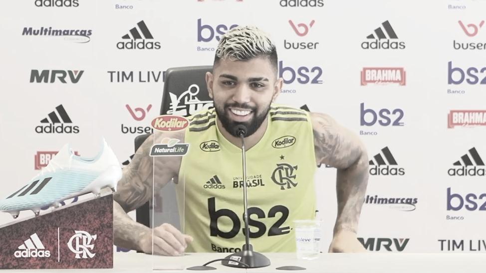Gabigol sonha em voltar à Seleção e torce por 'final feliz' entre Balotelli e Flamengo