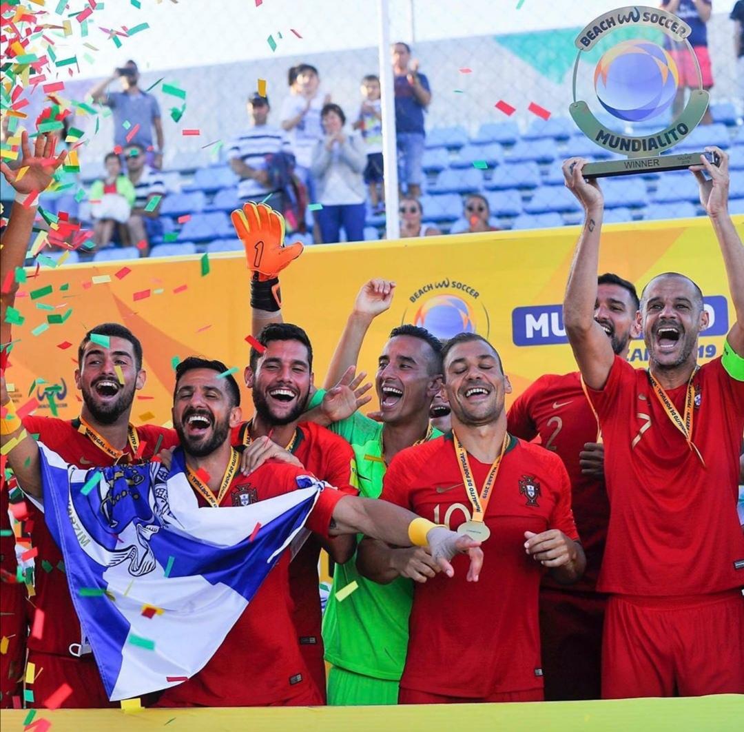 Portugal vence Mundialito