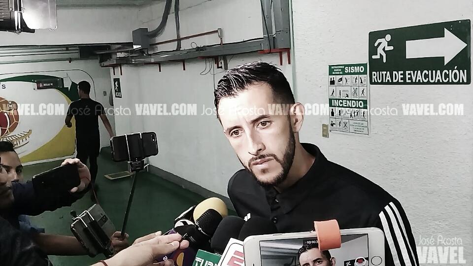 """Camilo Vargas: """"Necesitábamos urgidamente la victoria"""""""