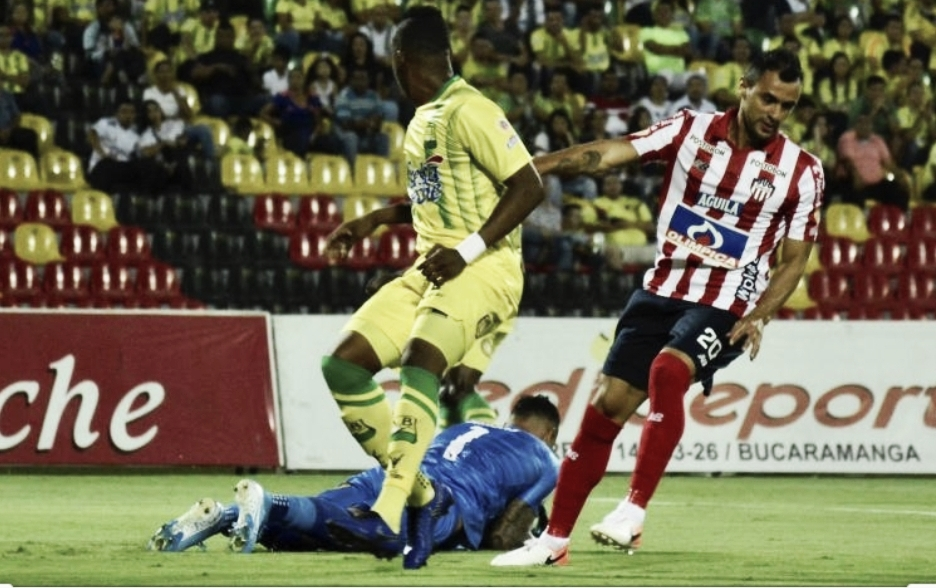 Análisis: Junior mordió un punto visitante ante Bucaramanga