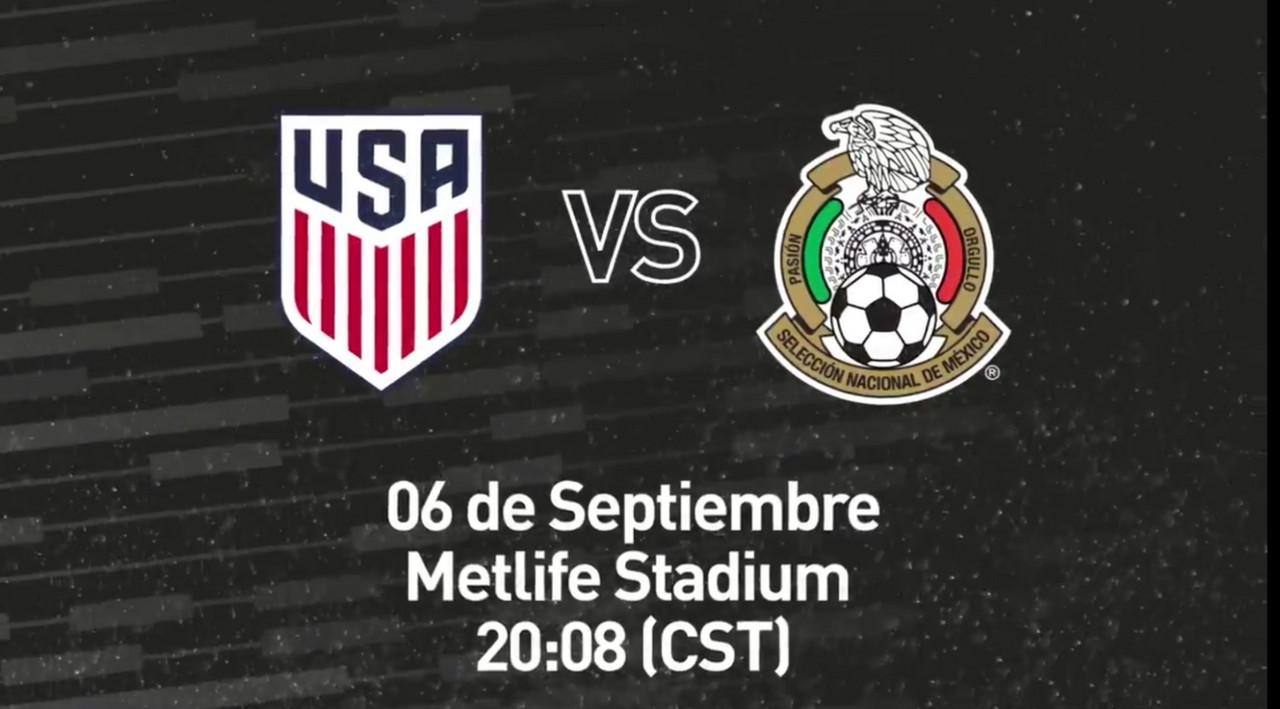 Previa Estados Unidos - México: duelo de gigantes en CONCACAF