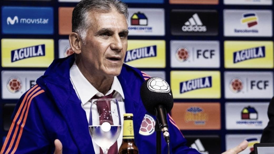 """Carlos Queiroz: """"El sueño es trabajar por un título"""""""