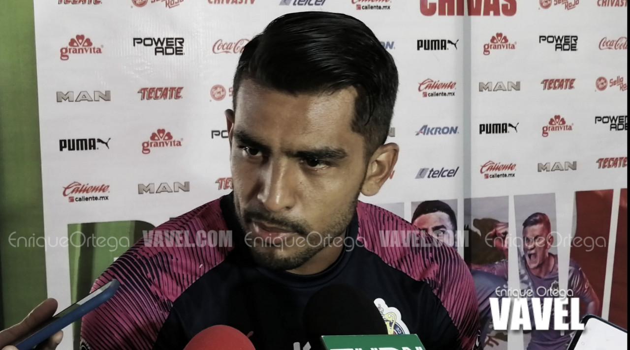 """Miguel Ponce: """"Si perdemos, puede haber consecuencias"""""""