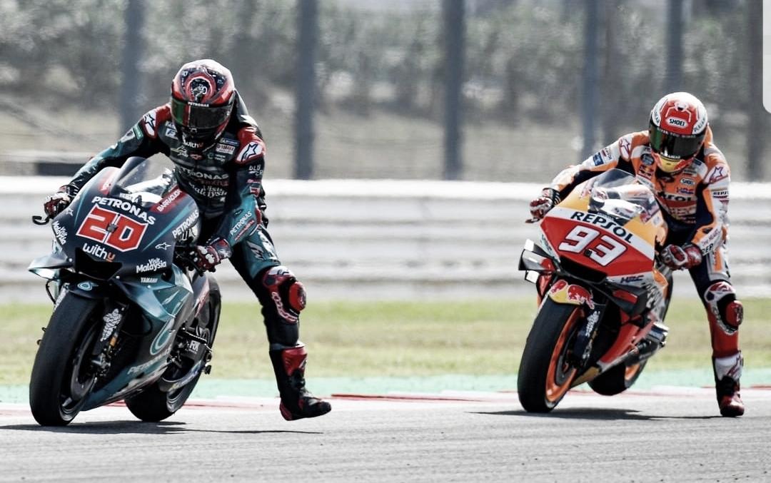 Modificaciones en el horario del Gran Premio de Aragón