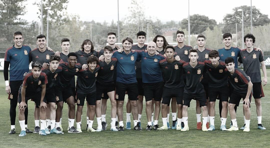 La Selección Española sub-17 logra la victoria ante Eslovenia