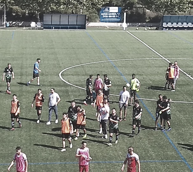 """""""Moratalazo Vasco"""" a la """"Tercera"""" en el Urbis"""