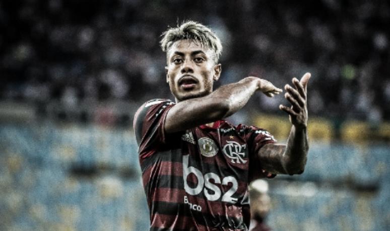 Autor de dois gols, Bruno Henrique diz que Vasco queria 'tumultuar o jogo'