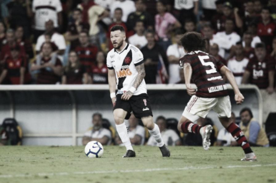 """Após empate, Rossi cutuca Fla: """"Se o treinador do River assistir ao jogo vai tirar proveito"""""""