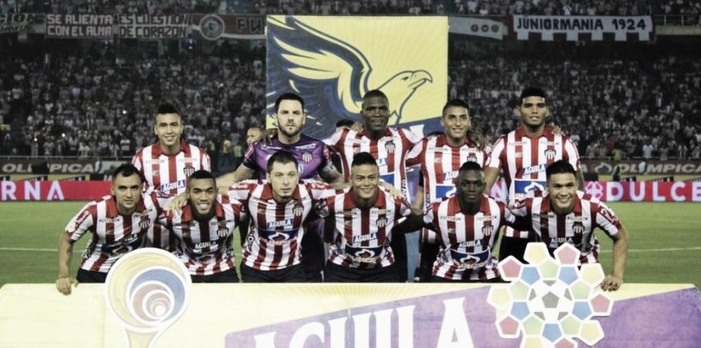 Junior y el reto de Copa Libertadores 2020