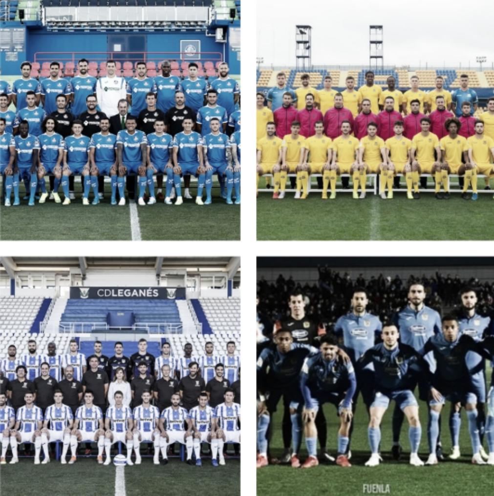 "Historia del séptimo grupo: el ""Big Four"" del sur de Madrid en la 86-87"