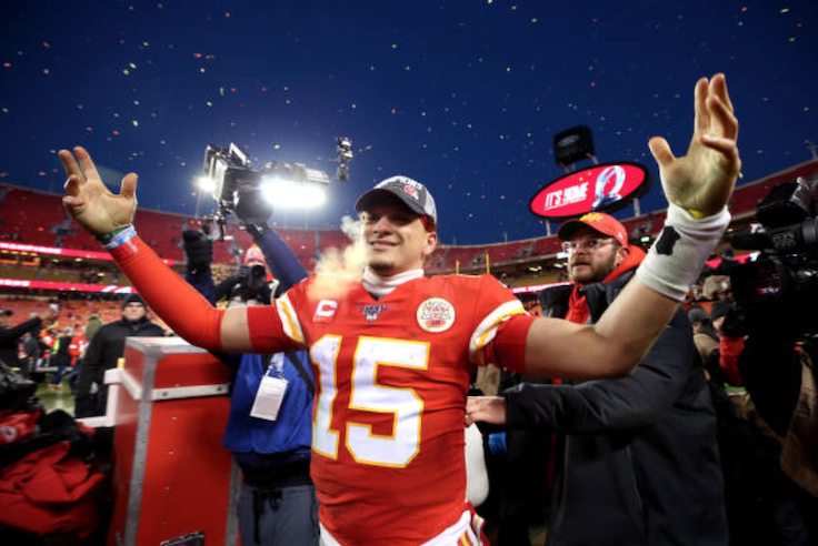 Tennessee Titans 24-35 Kansas City Chiefs: Mahomes leads Chiefs to first Super Bowl in 50 years