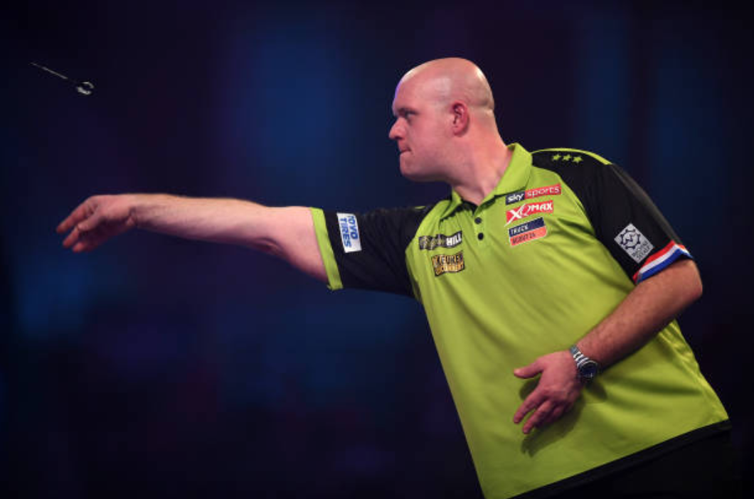 Premier League Darts Night One Review: Van Gerwen defeats world champion Wright on opening night
