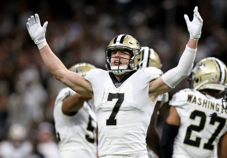 Saints and Taysom Hill agree to two-year contact extension