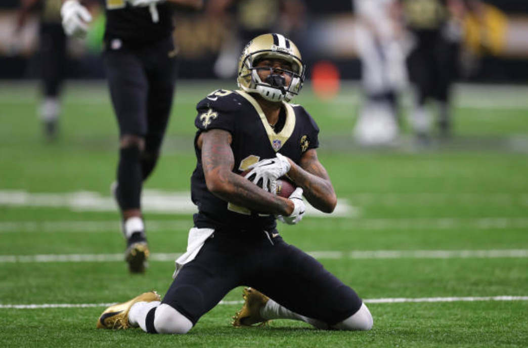 Chicago Bears signing wide receiver veteran Ted Ginn Jr