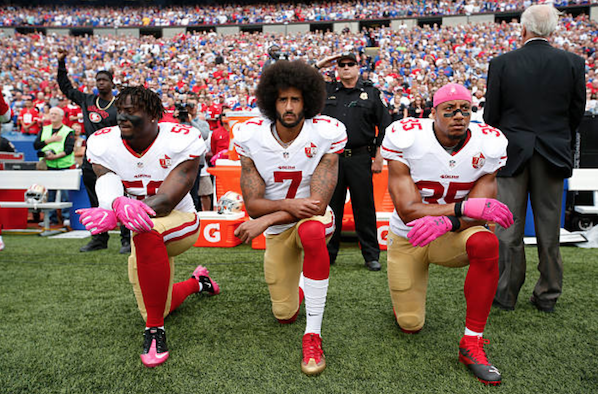 "We owe Colin Kaepernick a ""tremendous amount"", says Seattle Seahawks Head Coach Pete Carroll"