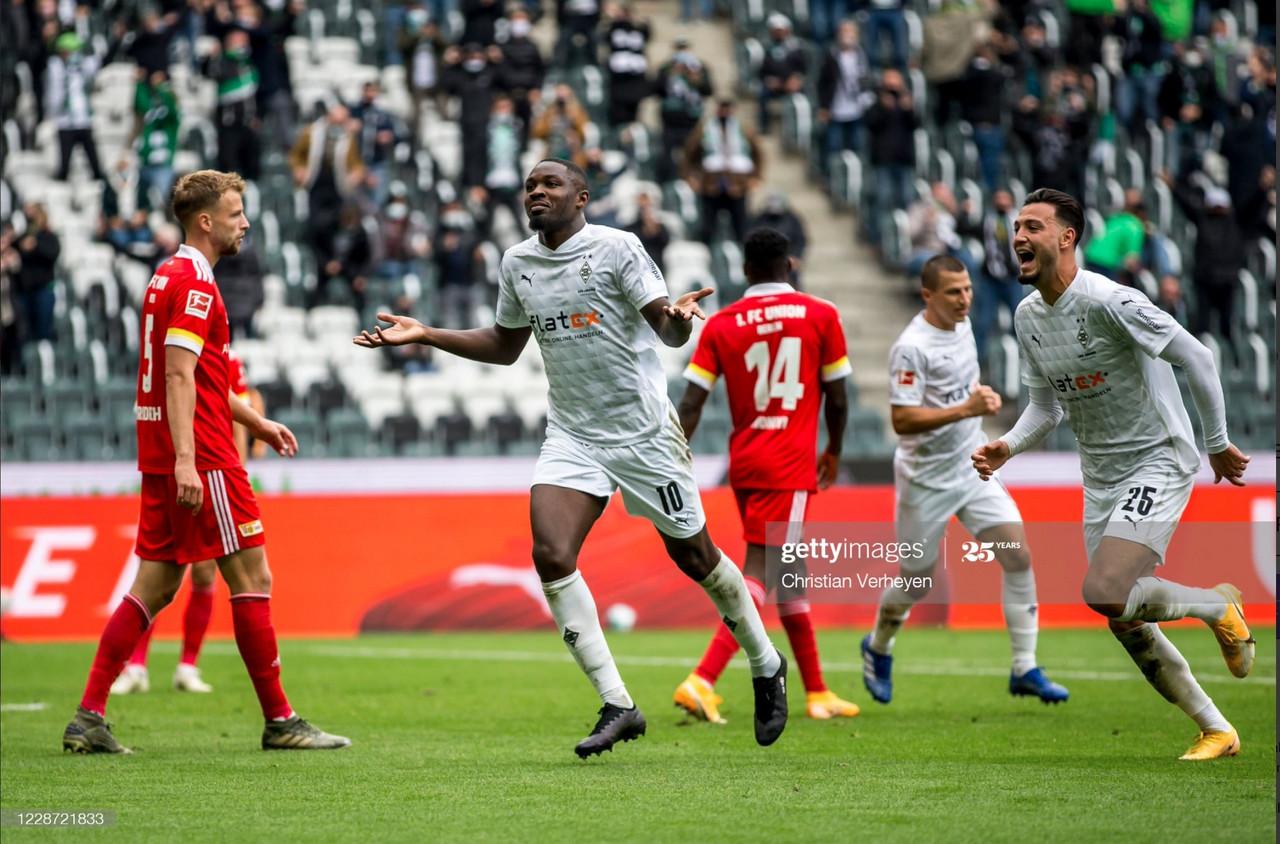 Borussia Monchengladbach 1-1 Union Berlin Report: Late Schlotterbeck goal denies Gladbach all three points