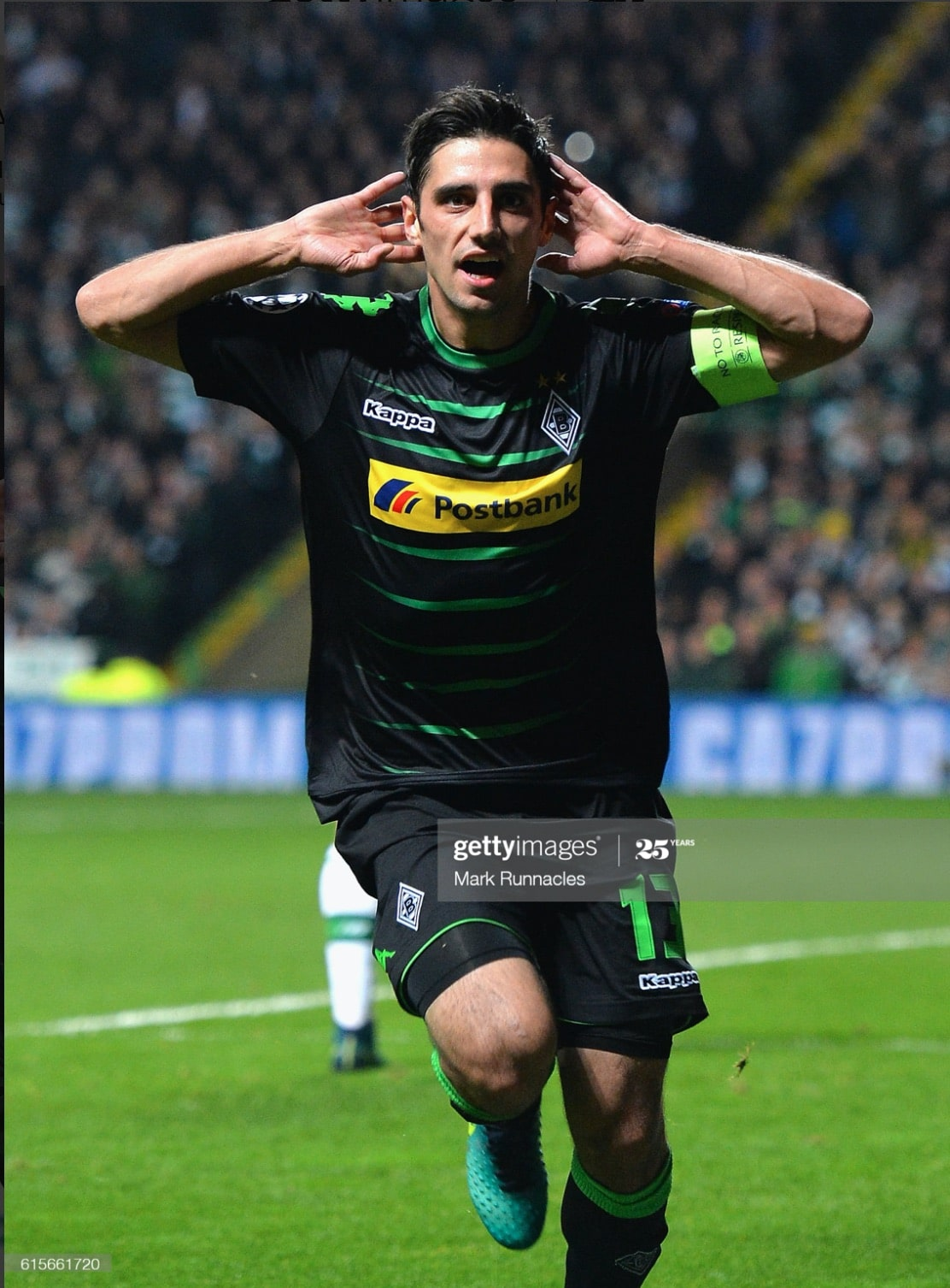 Gladbach's last UCL adventure was back in 2016 (Photo by Mark Runnacles via Gettyimages)